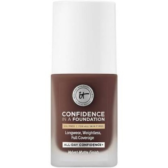 it cosmetics Other - Confidence in a Foundation - Deep Expresso 545